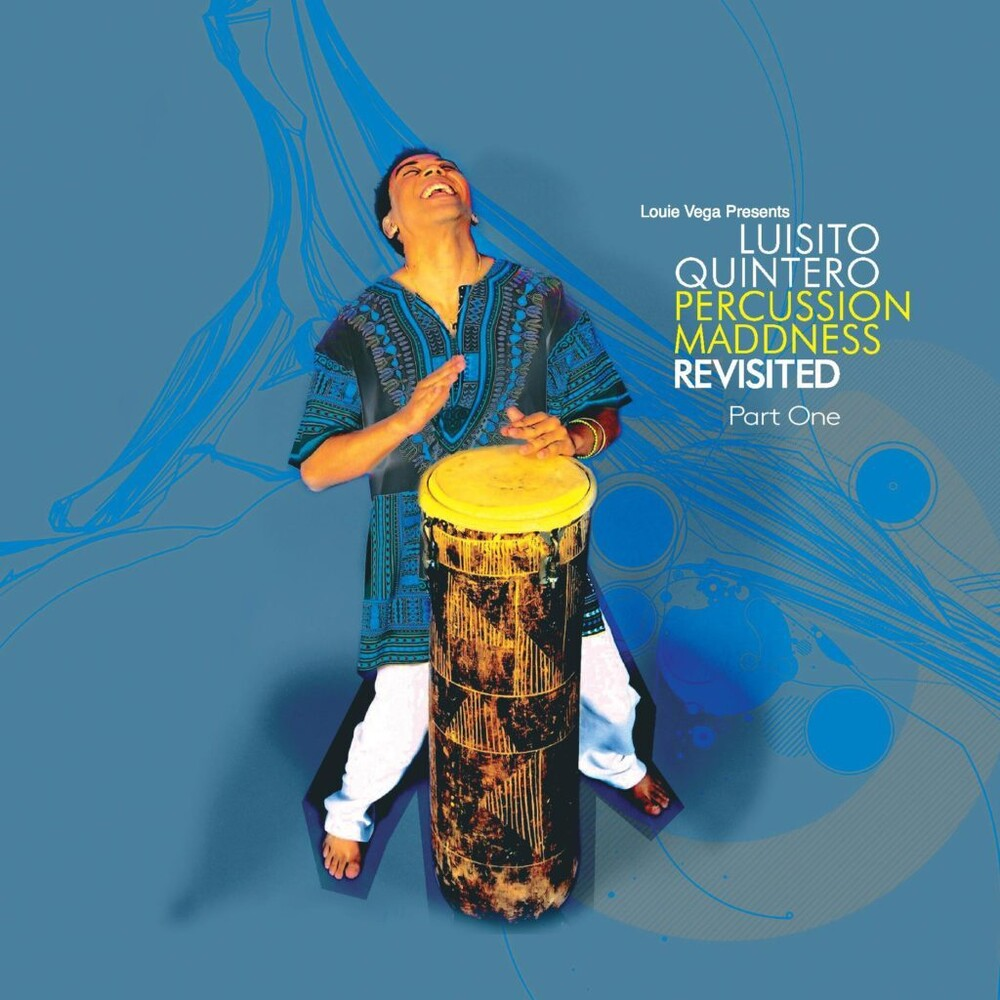 Quinteiro, Luisito - Percussion Maddness Revisited Part One