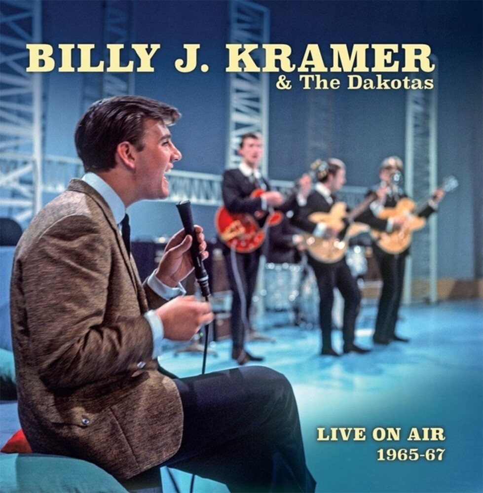 Billy Kramer  J & Dakotas - Live On Air