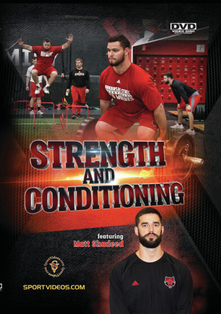 Strength & Conditioning (Matt Shadeed) - Strength & Conditioning (Matt Shadeed) / (Mod)