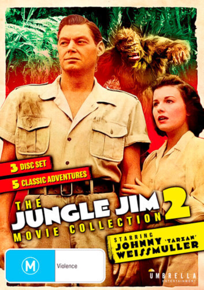 Jungle Jim Movie Collection 2 - The Jungle Jim Movie Collection 2