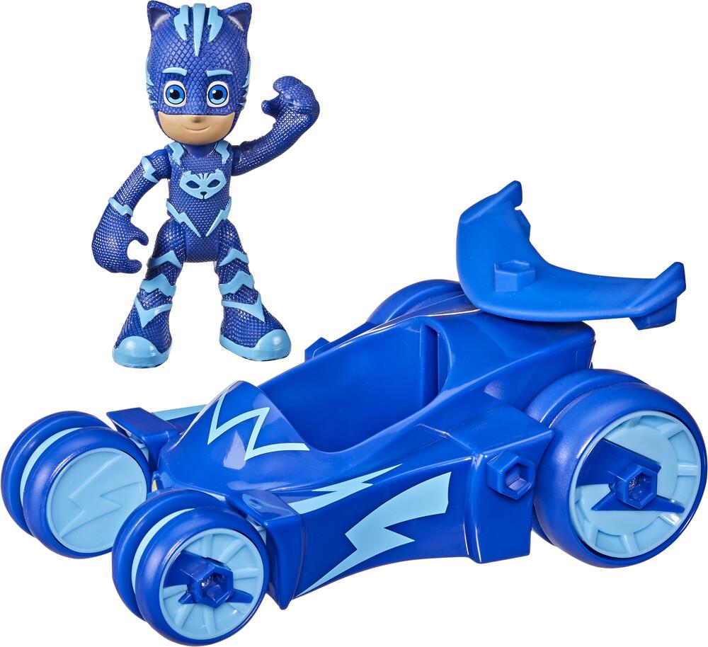 Pjm Core Vehicle Catboy - Hasbro Collectibles - Pj Masks Core Vehicle Catboy