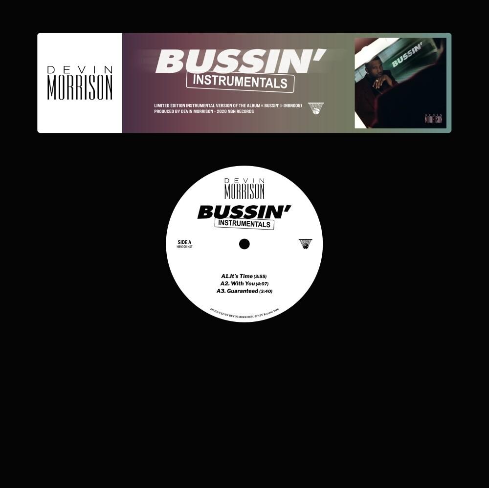 Devin Morrison - Bussin' (Instrumentals)