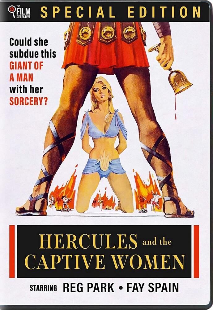 Hercules and the Captive Women (1963) - Hercules and the Captive Women (aka Hercules Conquers Atlantis)