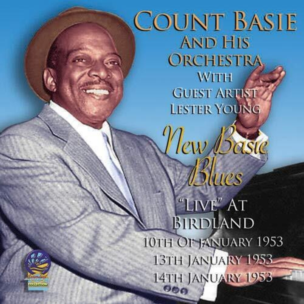 Count Basie - New Basie Blues