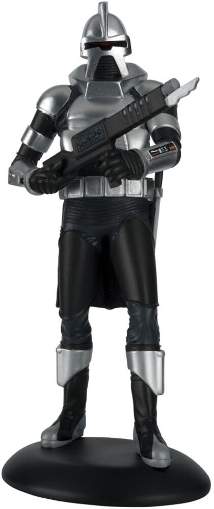Battlestar Galatica - Eaglemoss - Battlestar Galatica - Cylon Centurion Figurine (Classic)
