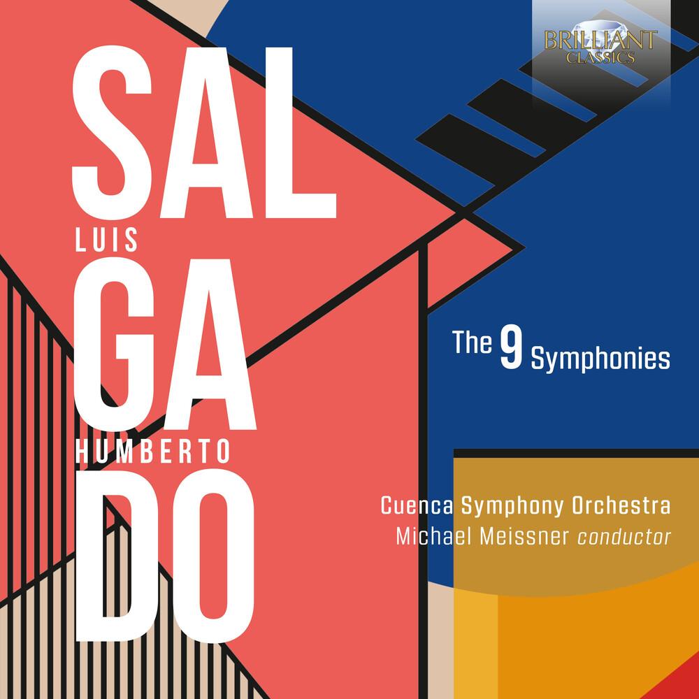 Salgado / Cuenca Symphony Orch / Meissner - 9 Symphonies
