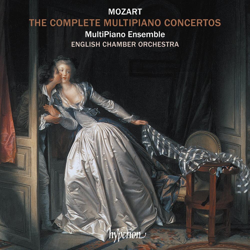 Multipiano Ensemble / English Chamber Orchestra - Mozart: The Complete Multipiano Concertos