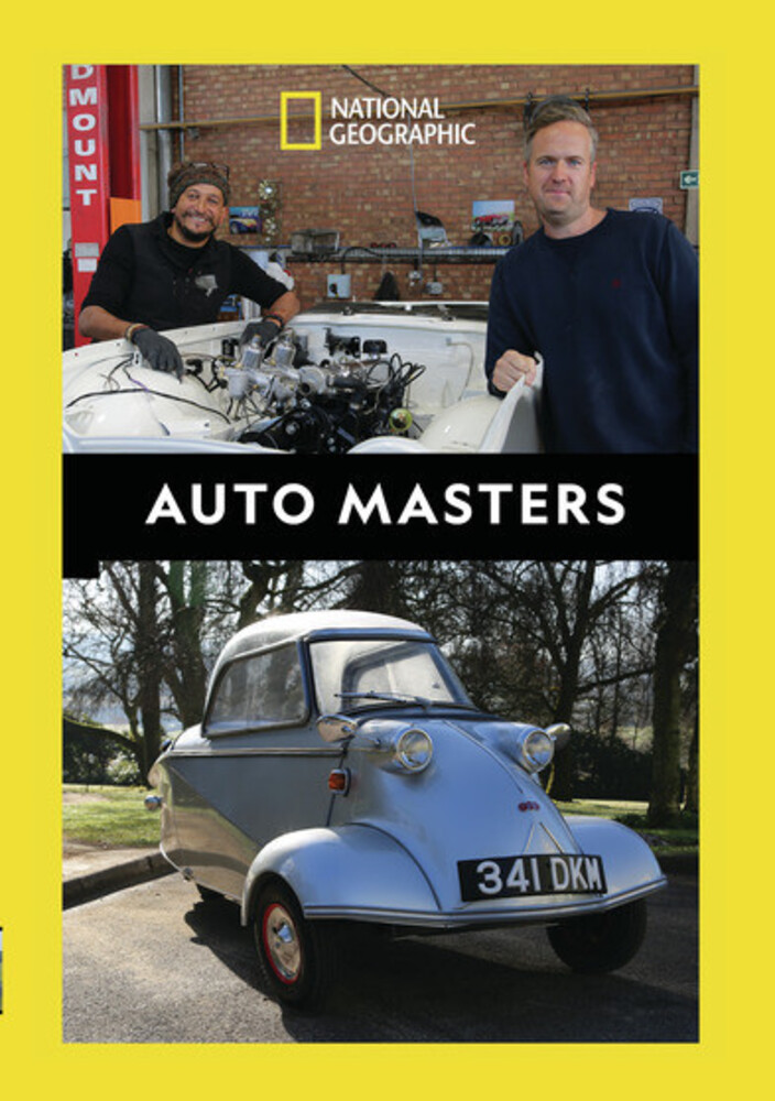 Auto Masters: Season 1 - Auto Masters: Season 1 (2pc) / (Mod Ac3 Dol Ws)