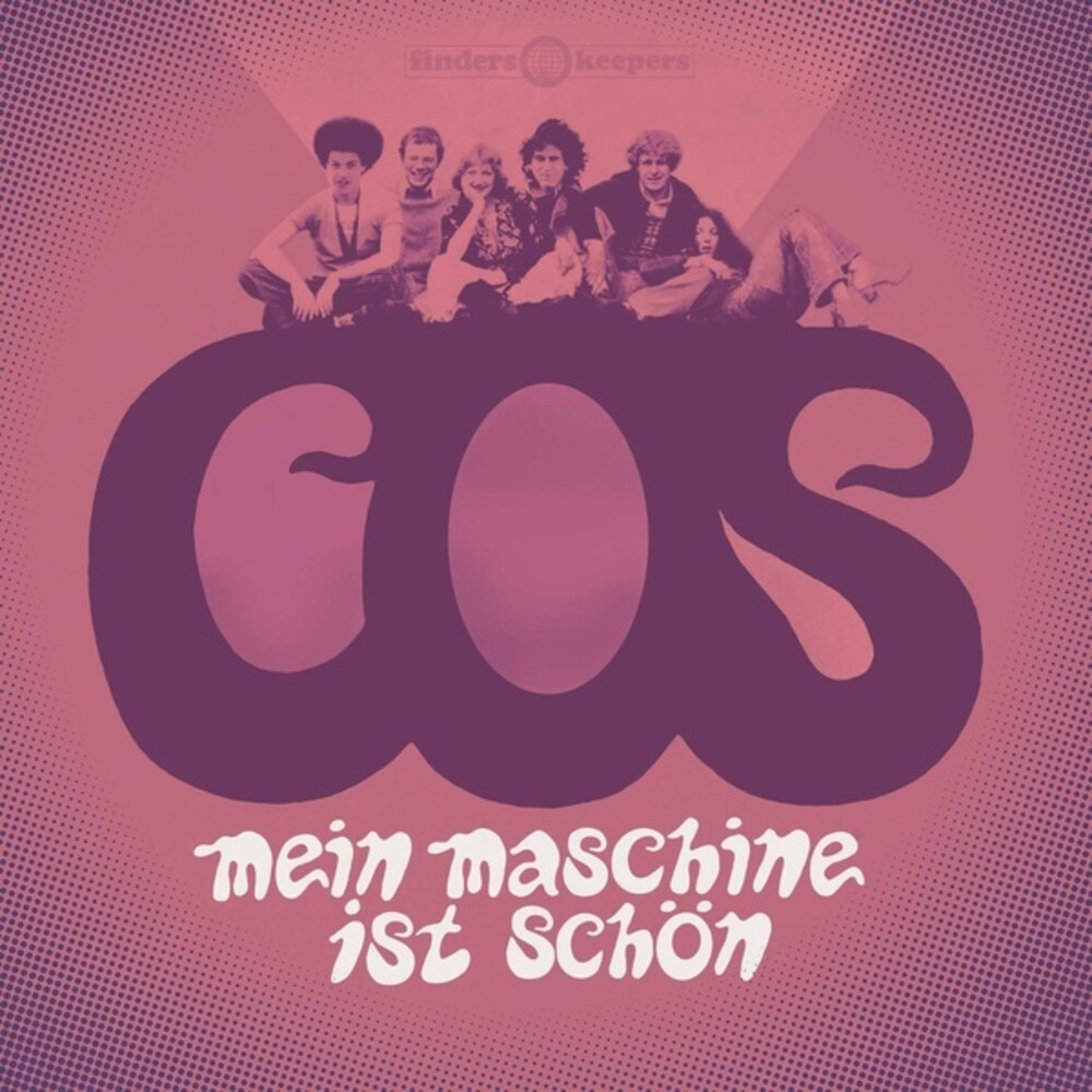 Cos / Daniel Schell  & Annegarn,Dick - Mein Maschine Ist Schon / The ff BOOM