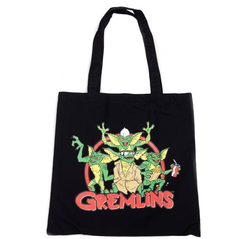 - Gremlins Canvas Tote Bag