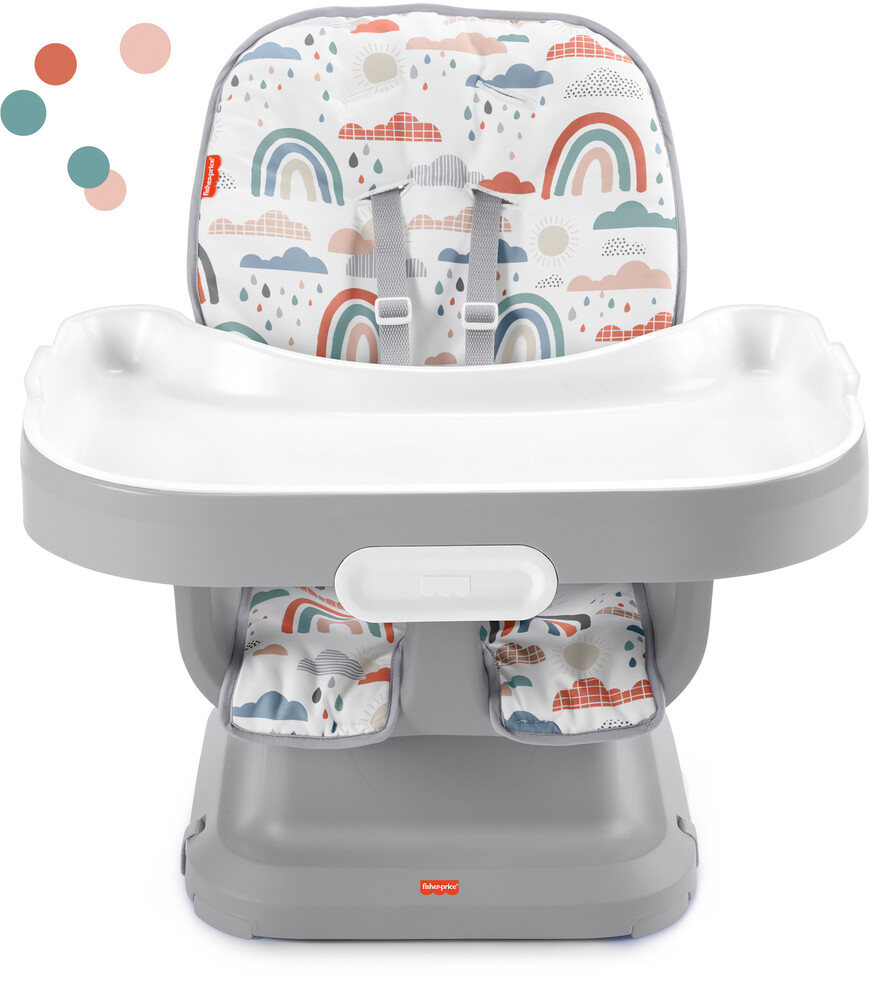 - Fisher Price - SpaceSaver High Chair