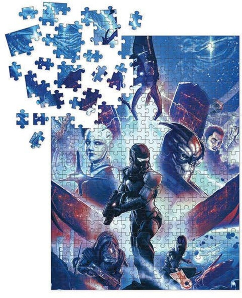 - Mass Effect: Heroes Puzzle (Puzz)