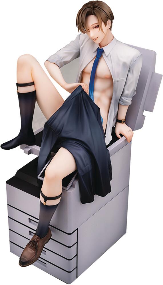 - Hon Toku Married Office Worker Niiduma Makoto 1/8