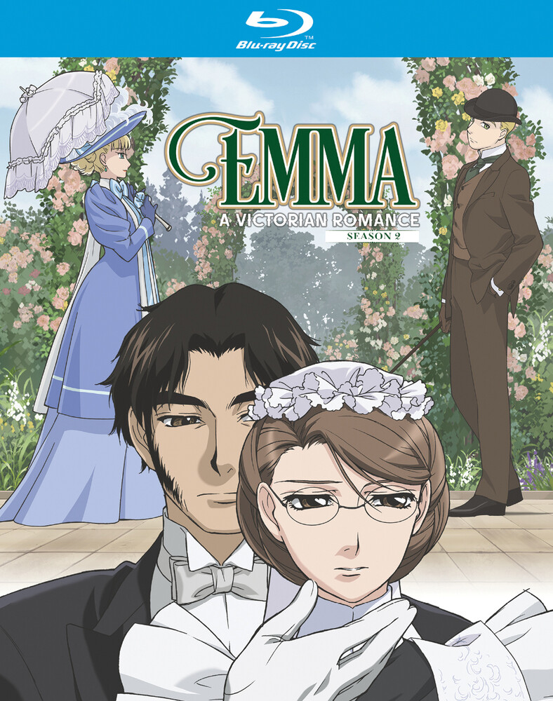 - Emma: A Victorian Romance Season Two Collection
