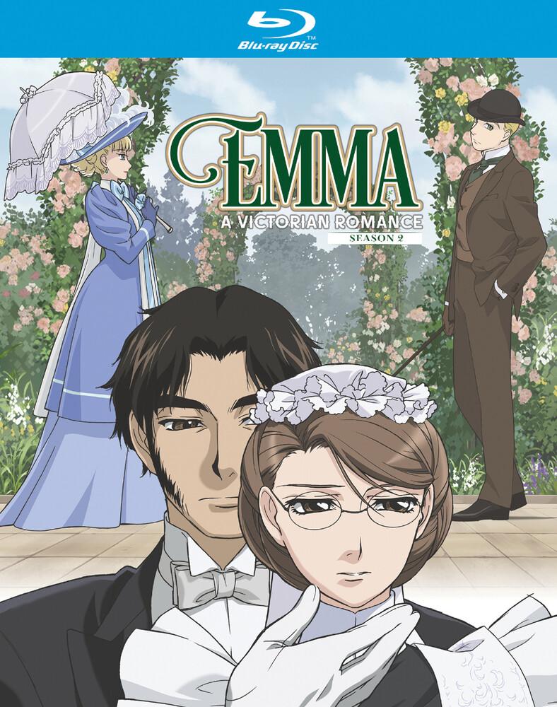 - Emma: A Victorian Romance Season Two Collection