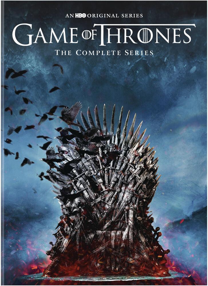 - Game Of Thrones: Complete Series / (Amar Rpkg)