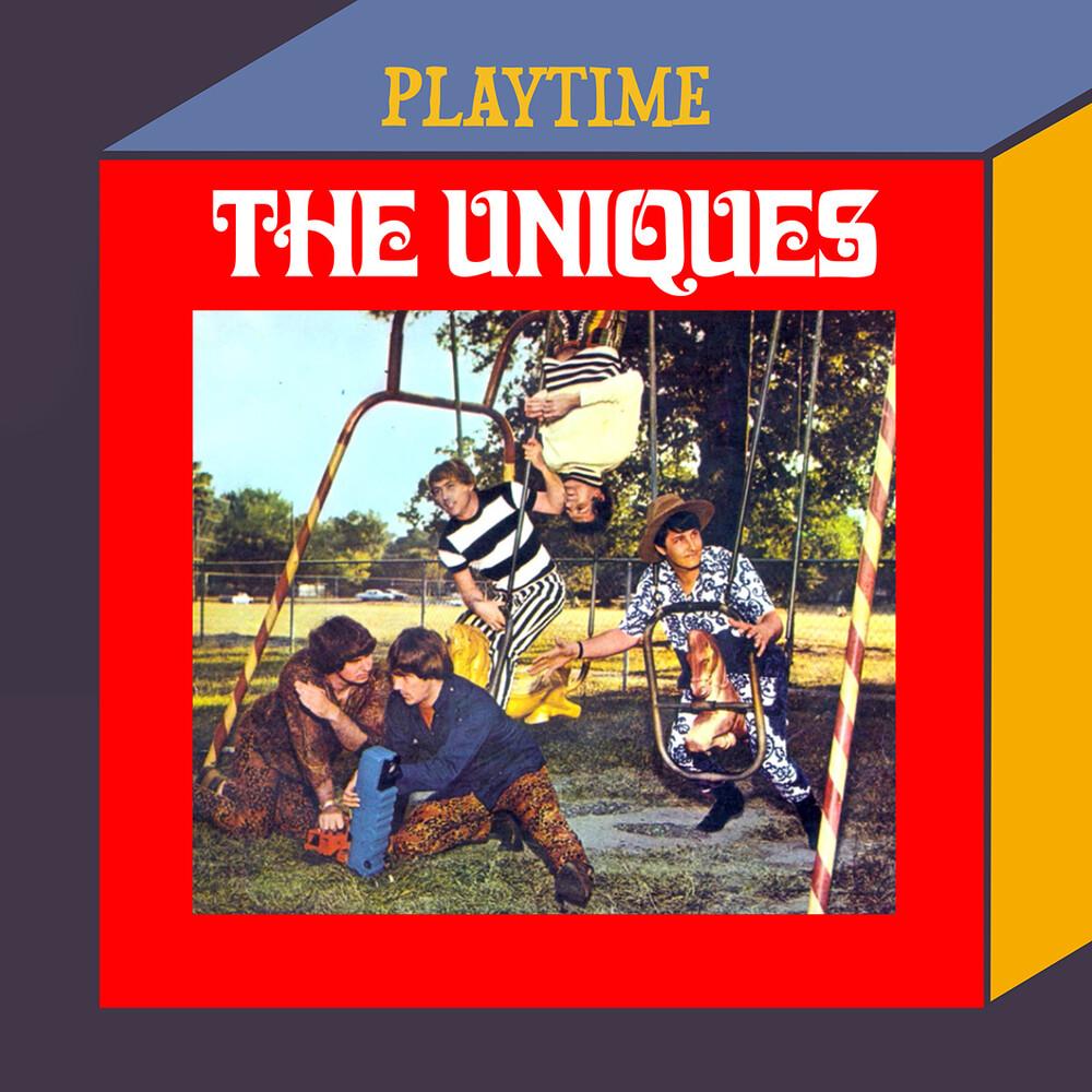 Uniques - Playtime (Mod)