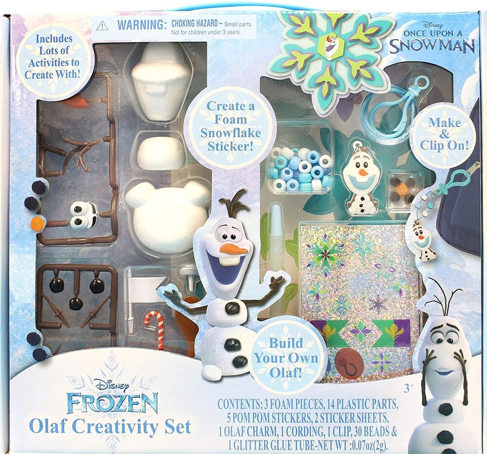 - Tara Toys - Frozen Olaf Creativity Set (Disney)