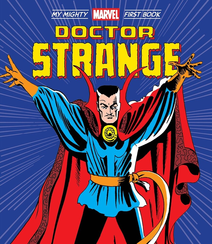 Marvel Entertainment - Doctor Strange My Mighty Marvel First Book (Bobo)