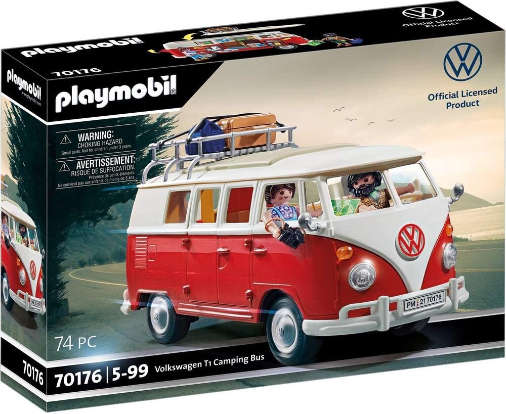 - Volkswagen T1 Camping Bus (Fig)