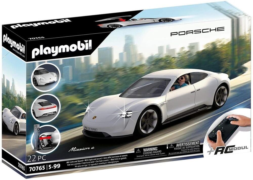 - Porsche Mission E (Fig)