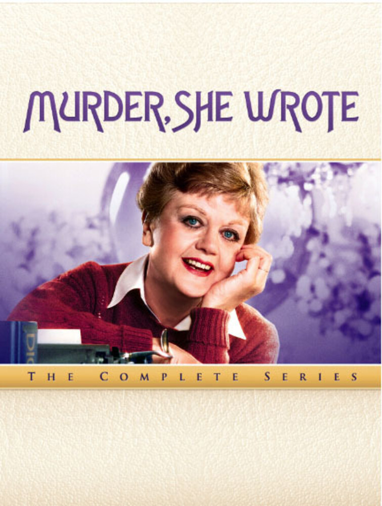 - Murder She Wrote: Complete Series (63pc) / (Box)