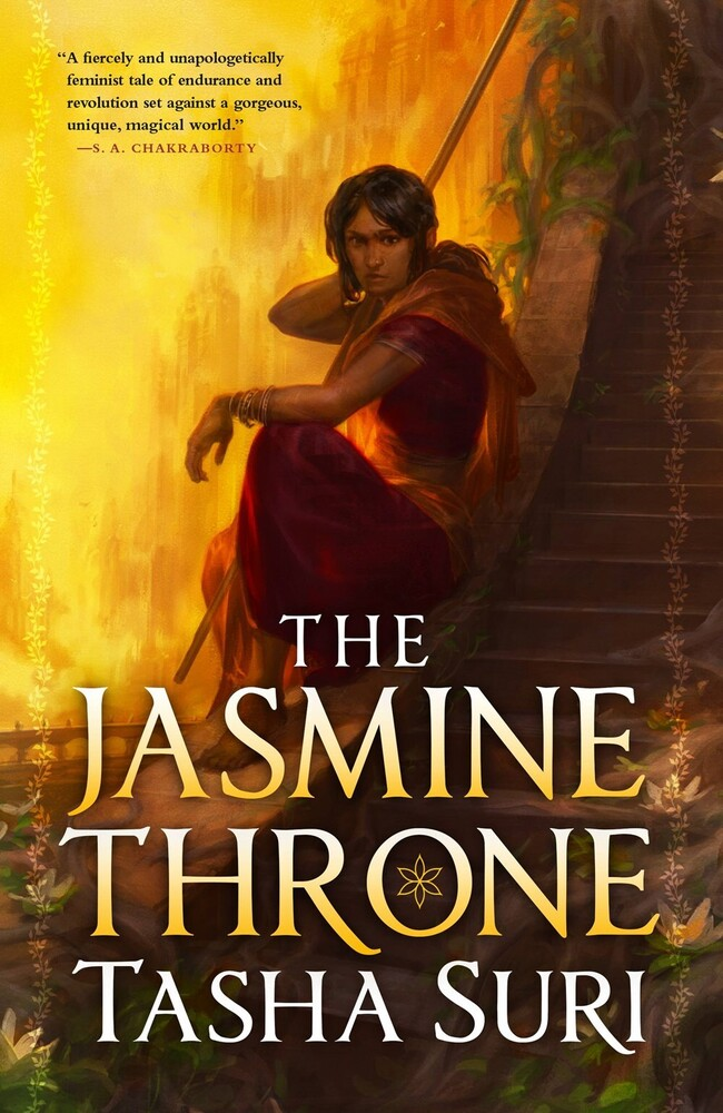 Tasha Suri - Jasmine Throne (Ppbk) (Ser)