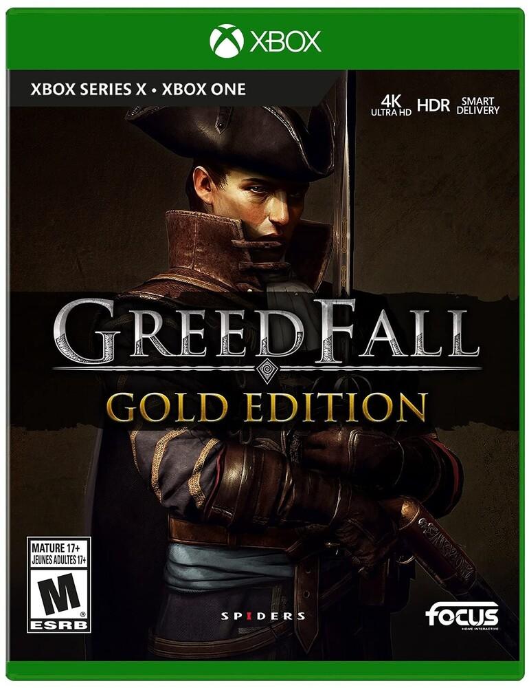 Xb1/Xbx Greedfall: Gold Edition - Greedfall: Gold Edition for Xbox One & Xbox Series X