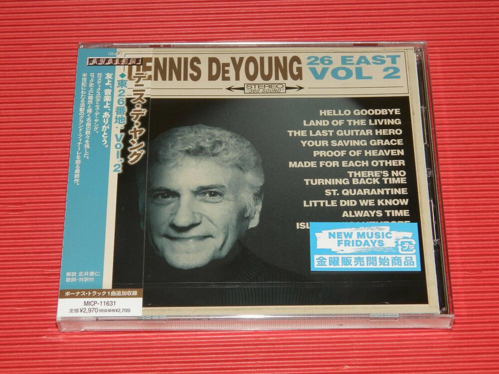 De Dennis Young - 26 East Vol 2 (Bonus Track) (Jpn)