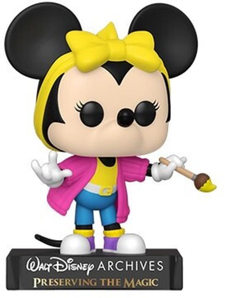 - FUNKO POP! DISNEY: Minnie Mouse- Totally Minnie (1988)