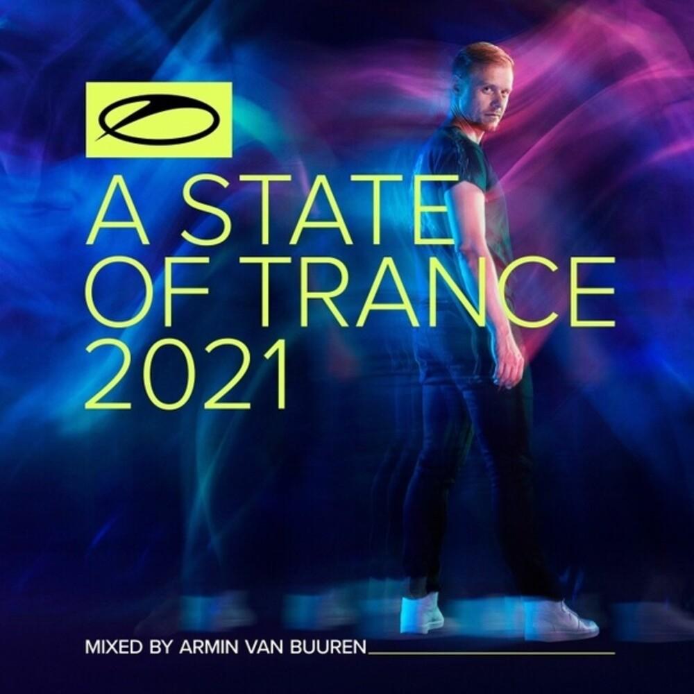 Van Armin Buuren - State Of Trance 2021 (Uk)