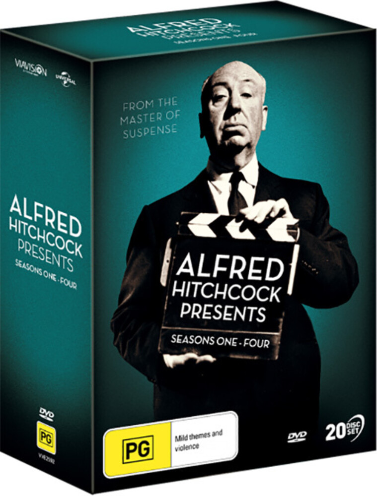 Alfred Hitchcock Presents: Seasons 1-4 - Alfred Hitchcock Presents: Seasons 1-4 [NTSC/0]