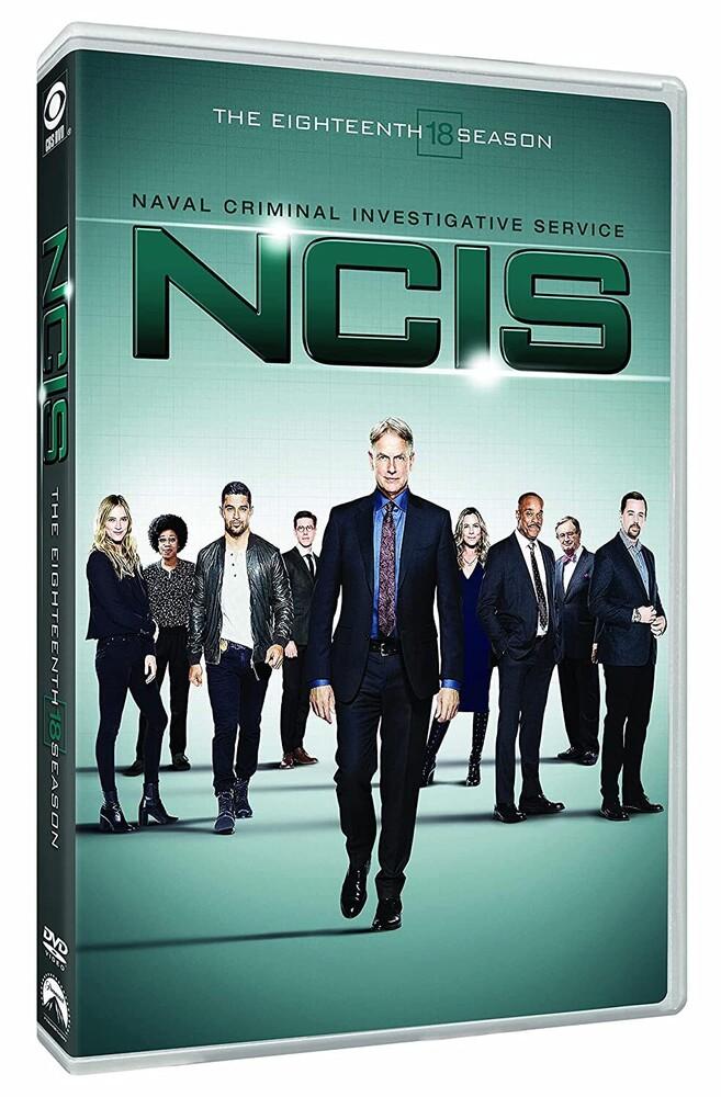 - Ncis: The Eighteenth Season (4pc) / (Box Ac3 Dol)
