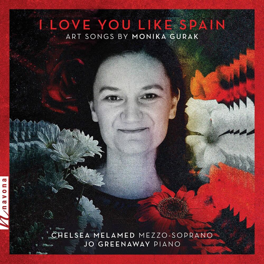 - I Love You Like Spain