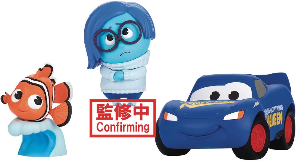 - Pixar Characters Pixar Fest Figure Collection Vol.