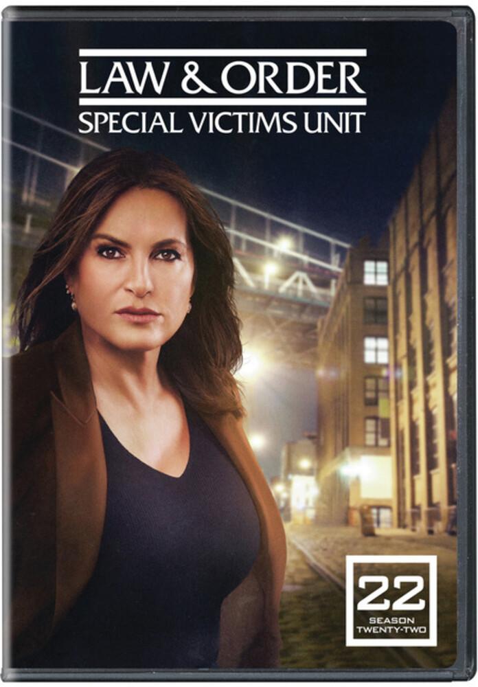 Law & Order Svu: Season 22 - Law & Order Svu: Season 22 (4pc) / (Box Mod Ac3)
