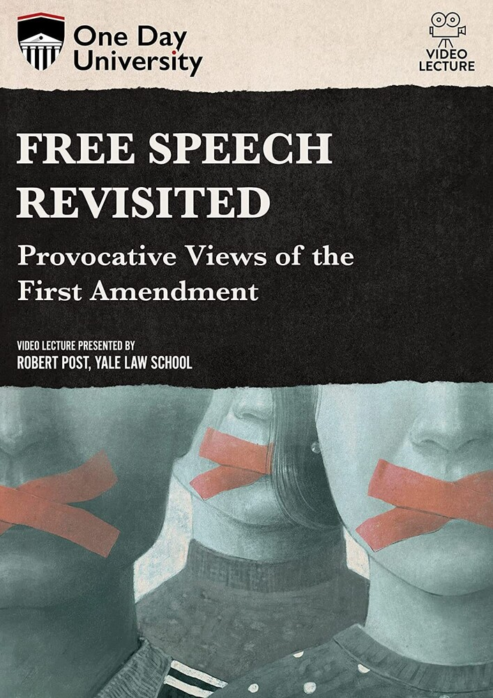 - Free Speech Revisited: Provocative Views Of The