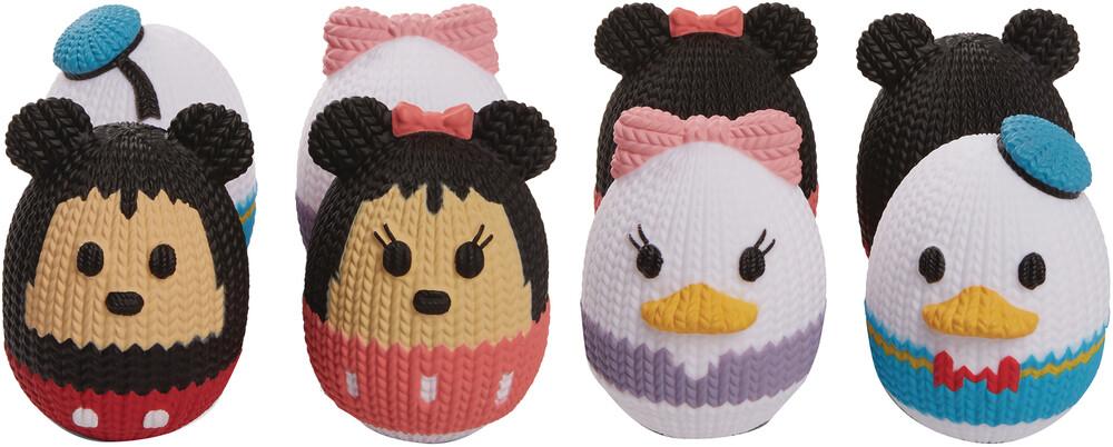 - Disney Mickey And Friends 1 Hmbr Mini Egg 4pk (Net