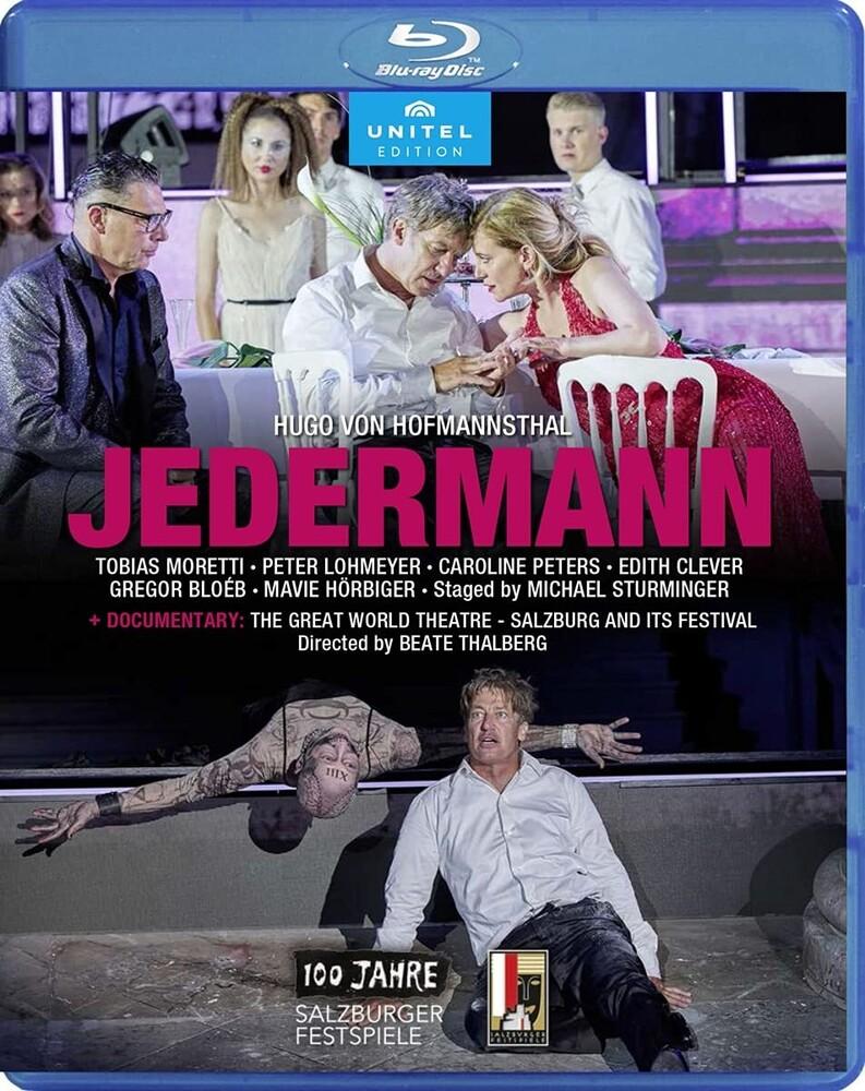 Hofmannsthal / Moretti / Bloeb - Jedermann