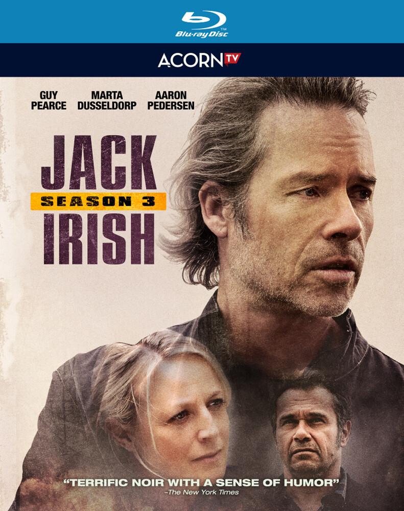 Jack Irish Series 3 Bd - Jack Irish Series 3 Bd (2pc) / (2pk)