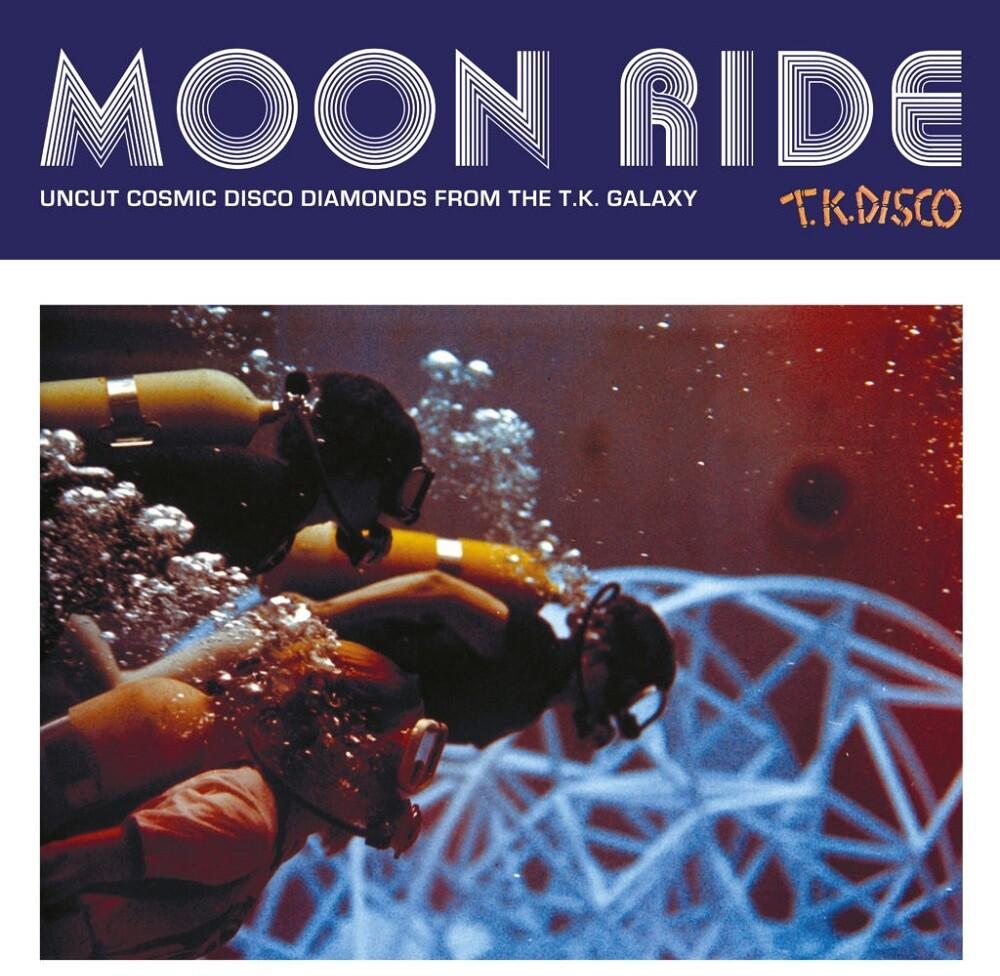 Moon Ride: Uncut Cosmic Disco Diamonds From The Tk - Moon Ride: Uncut Cosmic Disco Diamonds From The Tk