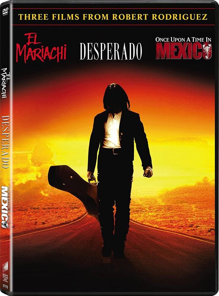Desperado / El Mariachi (1993) / Once Upon a Time - Desperado / El Mariachi (1993) / Once Upon A Time