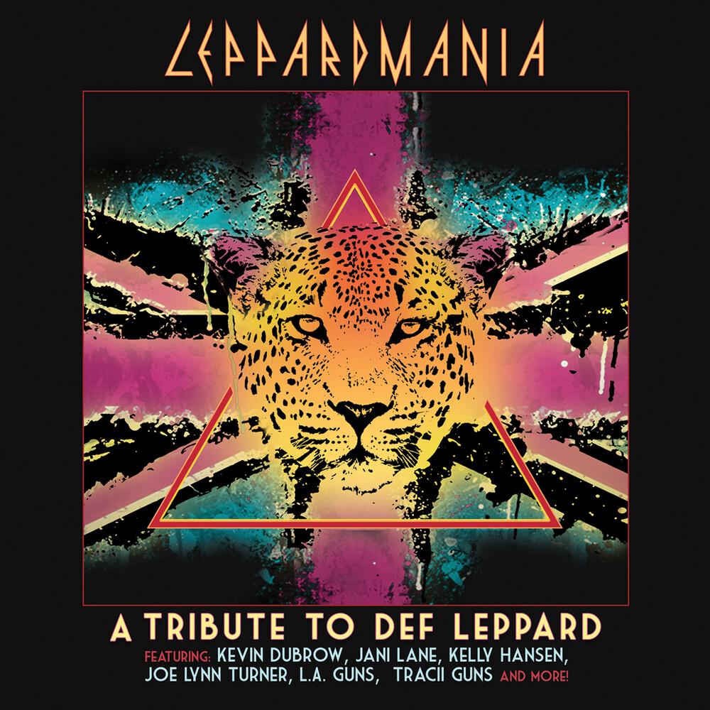 Leppardmania - A Tribute To Def Leppard / Various - Leppardmania - A Tribute To Def Leppard / Various