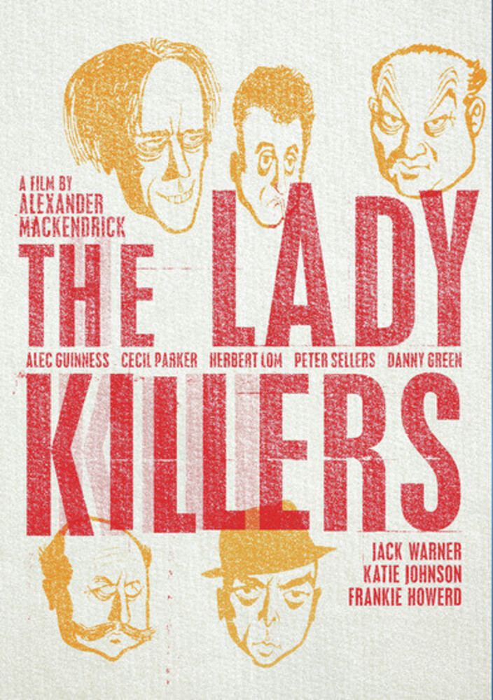 Ladykillers - Ladykillers / (Mod)