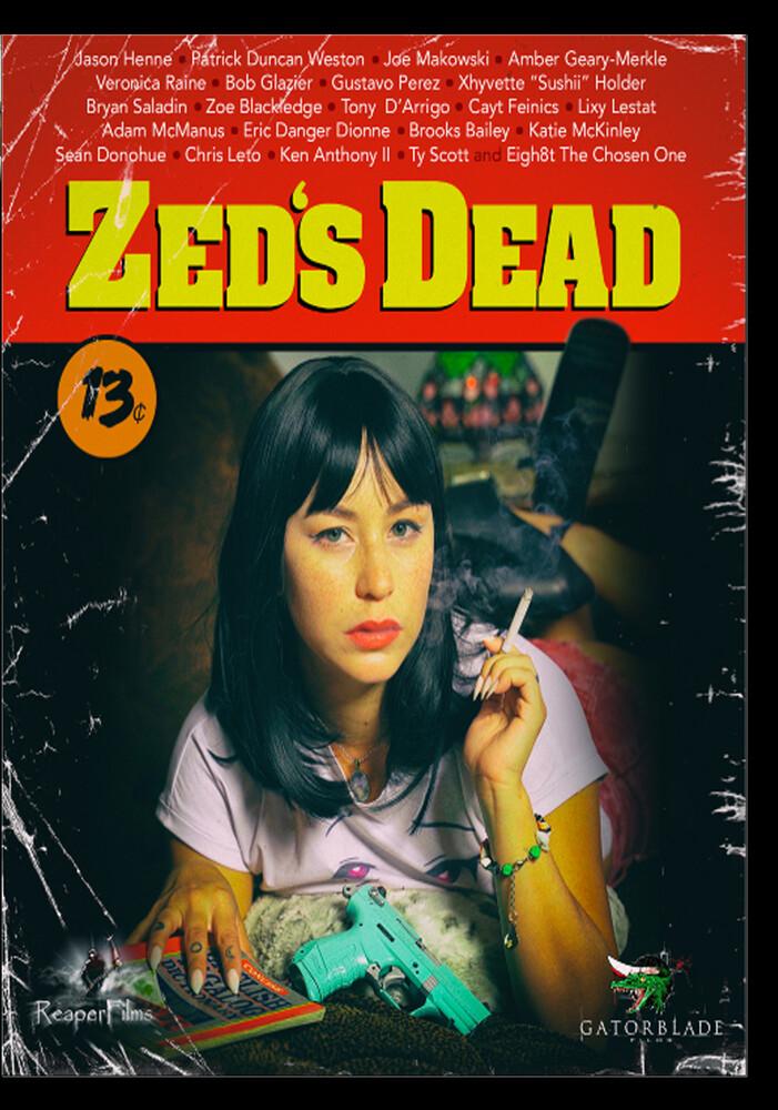 Zed's Dead - Zed's Dead / (Mod)