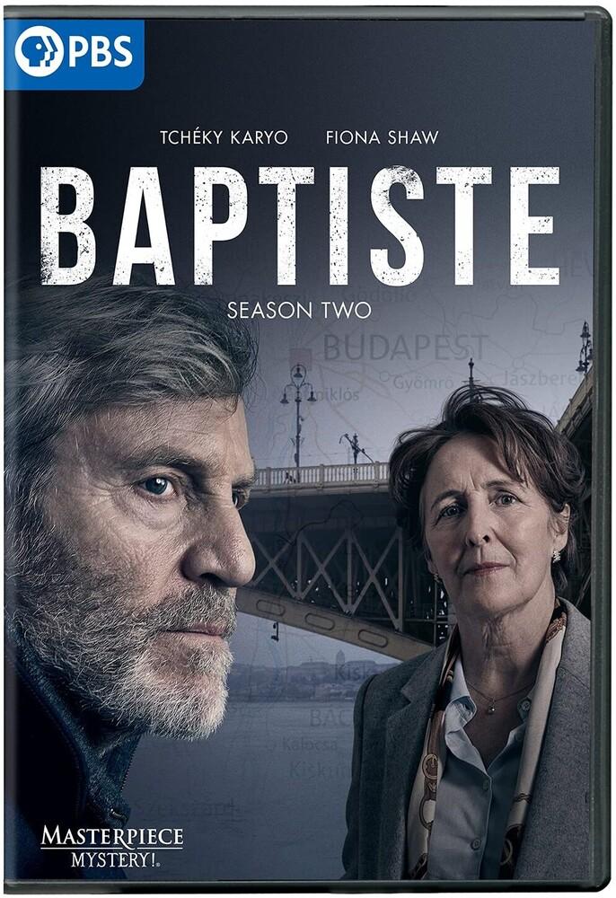 Masterpiece Mystery: Baptiste Season 2 - Masterpiece Mystery: Baptiste Season 2