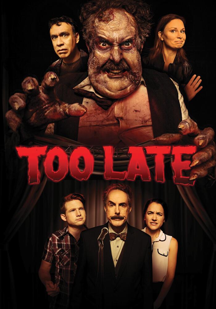 Too Late - Too Late / (Mod)
