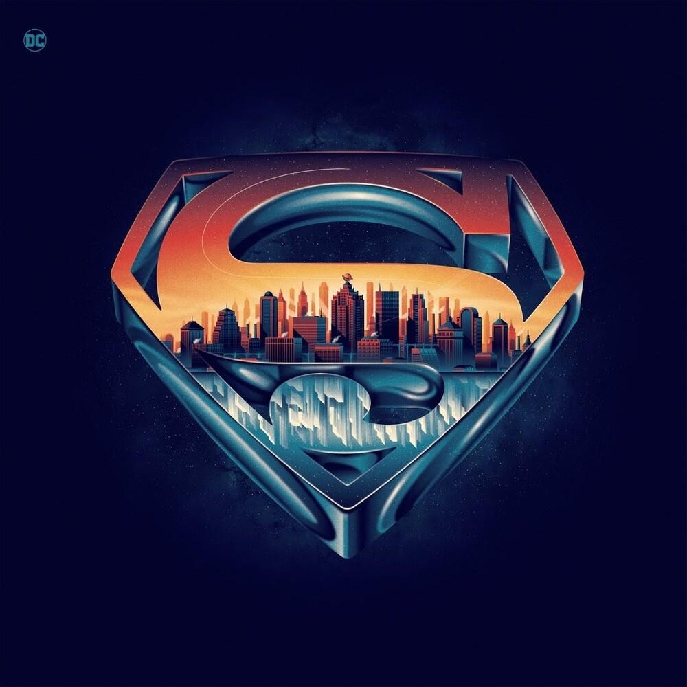 John Williams  (Blk) (Uk) - Superman: The Movie / O.S.T. (Blk) (Uk)