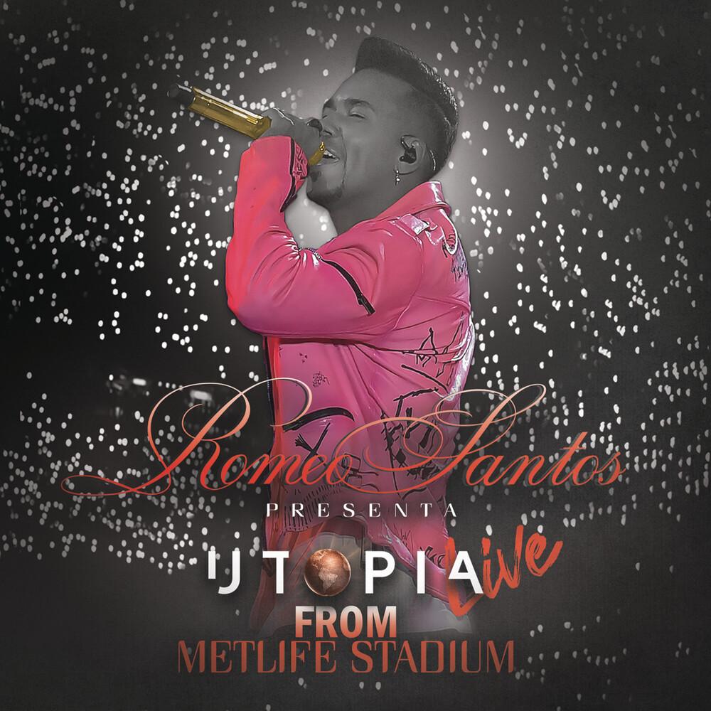 Romeo Santos - Utopia Live From Metlife Stadium