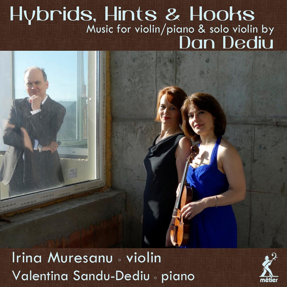 Dediu / Muresanu / Sandu-Dediu - Hybrids Hints & Hooks